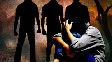 17-year-old girl gangraped in a lodge by her boyfriend and 3 others