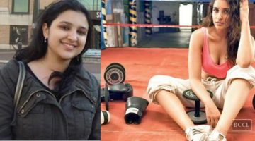 The Journey from Fat-to-Fit of Parineeti Chopra