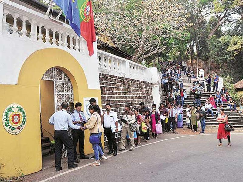 Portuguese consulate Goa