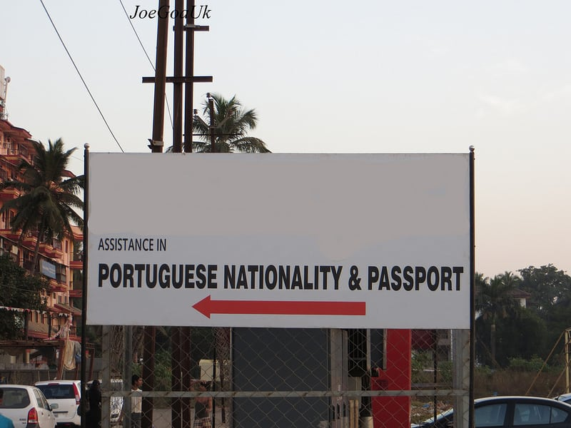 Portuguese nationality issue