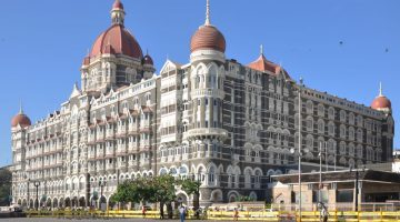 Taj Mahal Palace Hotel in Mumbai gets the eviction notice from the land owners