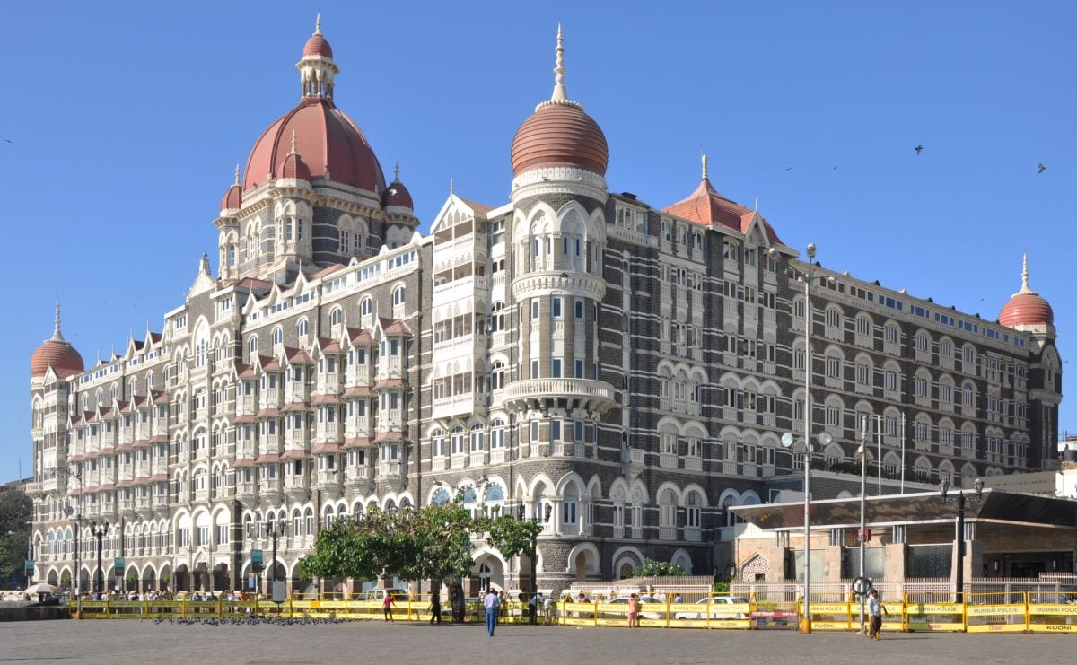 Taj Mahal Palace Hotel In Mumbai Gets The Eviction Notice From Land Owners