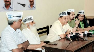 AAP announces another 11 names of the candidates for Goa in a Marathon meeting with PAC