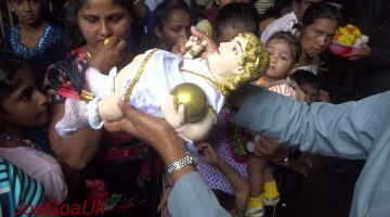 Thousands of devotees gears up to celebrate Colva Fama