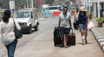 Dealing with taxi drivers is the matter of serious concern for Goa's tourism Industry