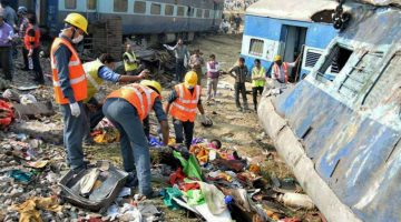 Kanpur Train Accident – Only 10 passengers out of hundreds killed in accident Eligible for Insurance Money