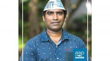 Crack in AAP? First Candidate from Siolim Constituency splits from AAP may contest 2017 poll independently