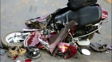 Two Casino employees dies in a road accident in Arpora Goa