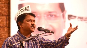 AAP will form the next Government in Goa, claims Mr. Elvis Gomes