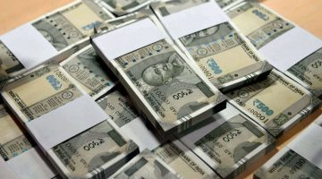 More than Rs. 1000 crore new currency pumped into Goa since demonetisation but Banks still don't have cash to dispense