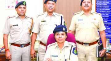 Cuncolim Murder Case Cracked by Goa Police, Accused killed Sulaksha to get rid of her
