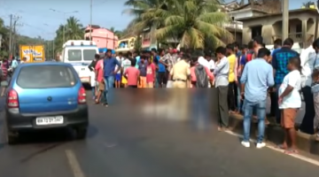 FATAL ACCIDENT AT ARLEM IN SOUTH GOA – TWO YOUTH DIED ON THE SPOT