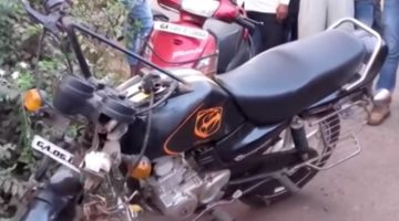 Deadly Accident in South Goa, One dies on the spot, Pillion rider seriously Injured, Police Removed Vehicle from Accident Spot without Panchanama