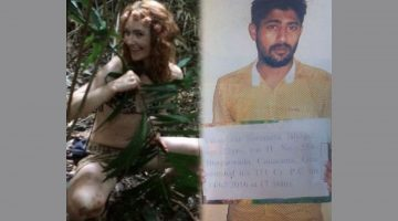 IRISH NATIONAL DANIELLE MCLAUGHLIN WAS GANG RAPED BEFORE BEING STRANGULATED TO DEATH ON MARCH 14TH IN CANACONA GOA