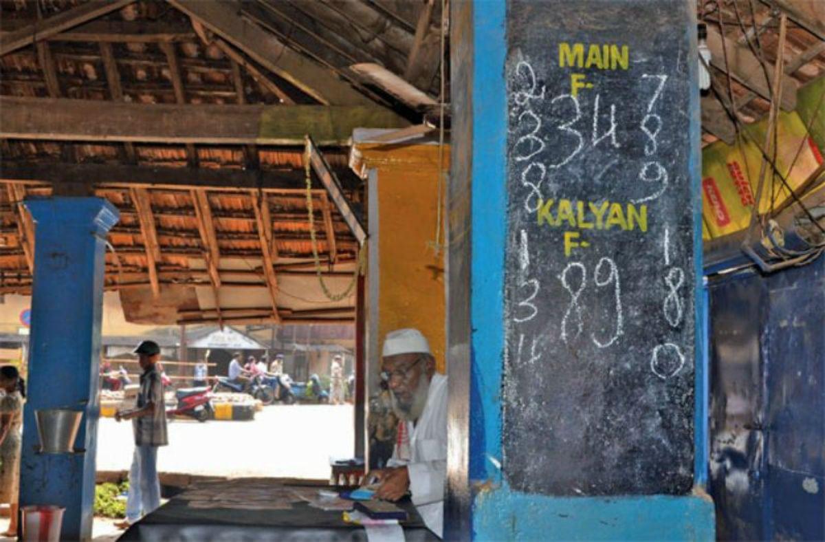 Delhi matka gambling