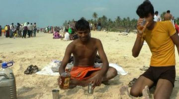 TOURISTS CREATES NUISANCE IN THE STATE AFTER DRINKING, SAYS GOA'S TOURISM MINISTER BABU AJGAONKAR