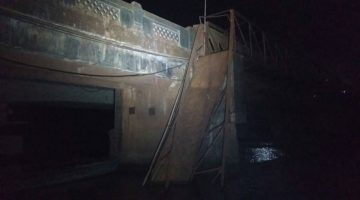 SANVORDEM FOOT BRIDGE COLLAPSED – MORE THAN 50 PEOPLE FEARED DROWNED IN THE ACCIDENT