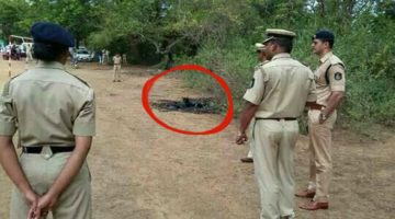 SIOLIM BURNT BODY CASE – MORE THAN 48 HOURS PASSED BUT NOBODY CAME FORWARD TO CLAIM THE BODY AND NO MISSING COMPLAINT IN ANY POLICE STATION YET