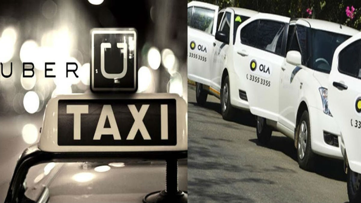OLA UBER ENTRY AFFECT BUSINESS LOCAL TAXI DRIVERS GOA