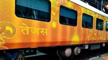 TEJAS EXPRESS, THE FASTEST AND LUXURIOUS TRAIN TO RUN BETWEEN GOA AND MUMBAI FROM JUNE THIS YEAR
