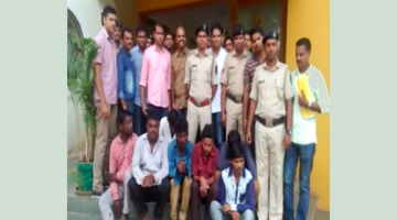 GANG OF ROBBERS FROM HUBALI KARNATAKA, BUSTED BY GOA POLICE, MAPUSA POLICE ARRESTED 7 MEMBERS OF A GANG, AND RECOVERED 10 MOBILE SETS