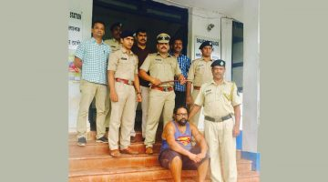 ANOTHER PROSTITUTION RACKET IS BUSTED BY CALANGUTE POLICE, THE  PROCURER ARRESTED AND VICTIM GIRL FROM DELHI RESCUED