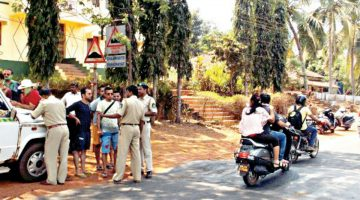 DO NOT HARASS THE TOURISTS UNNECESSARILY, AND STOP THE MOTORISTS, IF ONLY, FOUND VIOLATING THE LAW, WARNS SP TRAFFIC TO THE TRAFIC POLICE