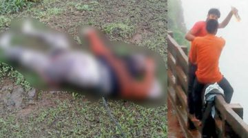 AMBOLI GHAT TRAGEDY – THE BODY OF ONE YOUTH RECOVERED FROM THE VALLEY, SECOND IS STILL MISSING. WHAT EXACTLY HAPPENED THAT DAY AT AMBOLI?? READ COMPLETE REPORT HERE