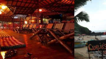 FDA SHUTS DOWN THE CURLIES IN ANJUNA FOLLOWING THE KITCHEN OF THE SHACK FOUND IN HIGHLY UNHYGIENIC CONDITION