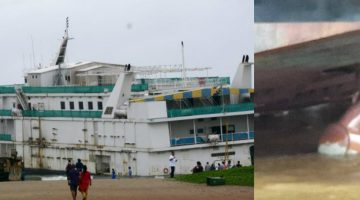 THE FATE OF LUCKY SEVEN – THE CASINO SHIP THAT HIT SANDBAR MORE THAN A MONTH AGO IS NOW SINKING??