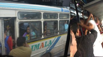 DETERIORATING TRANSPORT SYSTEM OF GOA – IS THE CONDITION OF COMMUTING IN THE LOCAL BUSES WORSENING WITH TIME??