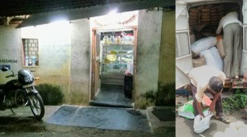 FARSAN MAKERS OPERATING SECRETLY IN THE STATE FOLLOWING THE RAIDS CONDUCTED BY THE FDA FOR FUNCTIONING UNDER UNHYGIENIC CONDITION
