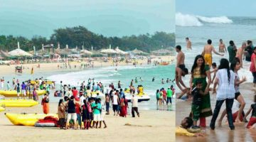 NOW GOA POLICE TO CRACK DOWN ON THE BUDGET TOURISTS COOKING IN THE OPEN
