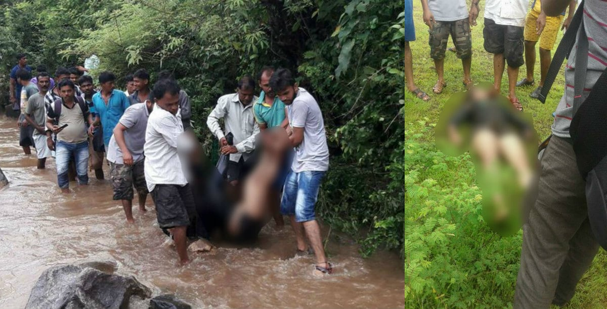 Few people, tourists found missing near Karnataka