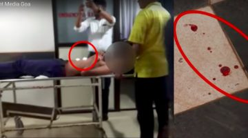 A Fight Between Students of PES College Ended up with Class XII Student Getting Admitted at GMC, in Critical Condition, After He was Stabbed by a Student of a Class XI