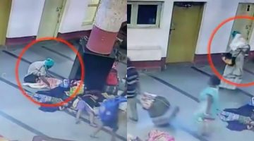 A 3-YEAR-OLD GIRL CHILD WAS KIDNAPPED FROM MARGAO RAILWAY STATION UNDER THE NOSE OF POLICE, YET POLICE IS UNABLE TO GIVE SATISFACTORY EXPLANATION ON THE SAME