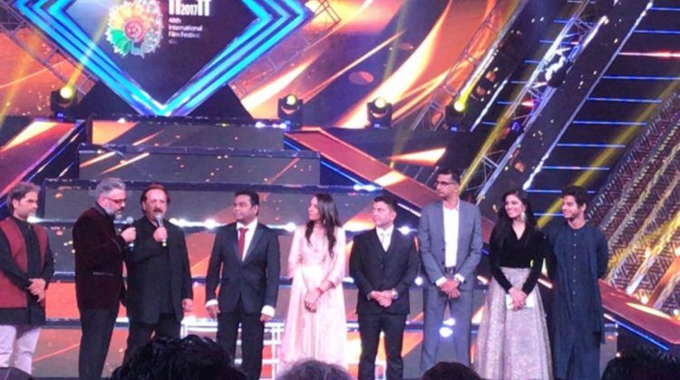 THE 48TH INTERNATIONAL FILM FESTIVAL OF INDIA KICKSTARTED IN THE PRESENCE OF KING OF BOLLYWOOD SHAH RUK KHAN