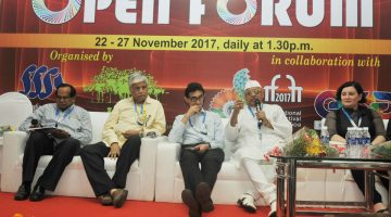 IFFI 2017 INAUGURATES THE OPEN FORUM, AN INITIATIVE OF FEDERATION OF FILM SOCIETY