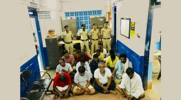 15 Tourists Attacked on The Hotel Staff At Calangute, Have Been Booked Under The Charges of Murder By Calangute Police