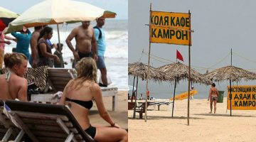 Goans Angry on The Foreigners Running Business In the State on Tourist Visa, But Who Is Responsible For This?