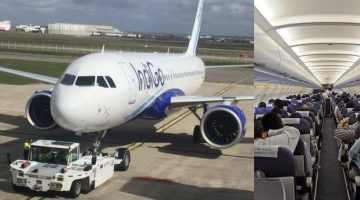 Indigo Flight Goa to Hyderabad Takes off Leaving 14 Passengers Behind On Goa Airport