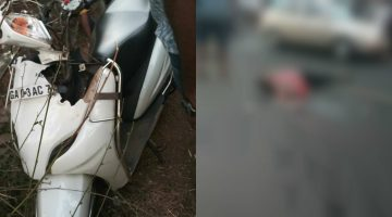 A 23-Year-Old from Assanora Lost Her Life in A Road Accident at Thivim