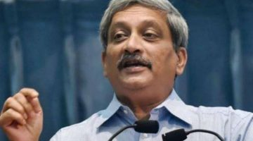 A MESSAGE FROM GOA'S CM MANOHAR PARRIKAR TO THE GOANS