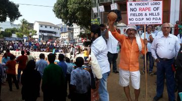 Land Grabbing Mafia of Goa – Goan Politicians on the Forefront of Illegal Land Conversion?